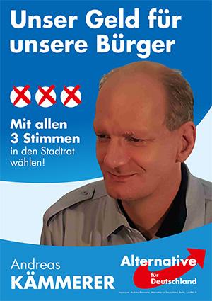 Andreas Kämmerer für Cuxhaven